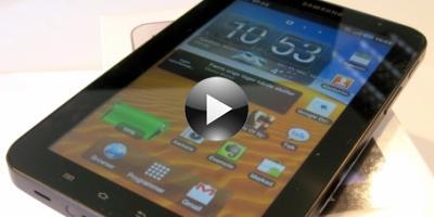 Samsung Galaxy Tab – lækker til det meste