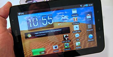 Samsung Galaxy Tab – et angreb mod iPad (produkttest)