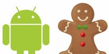 Lidt detaljer om Android Gingerbread