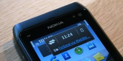 Nokia N8 – N som 'næsten perfekt' (mobiltest)