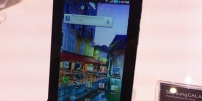 Google: Android ikke optimal til tablets
