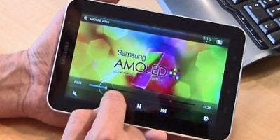 Samsung Galaxy Tab i fotos