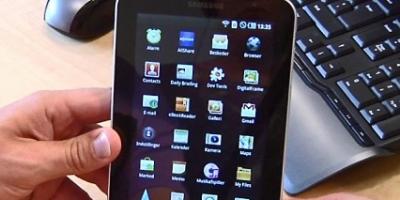 Web-TV: Oplev Samsung Galaxy Tab
