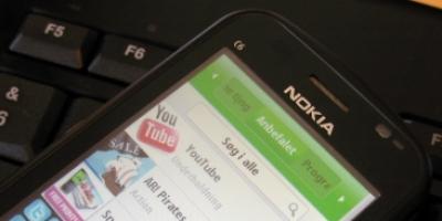 Nokia vil sælge flere apps