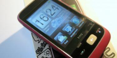 HTC Smart er temmelig usmart (mobiltest)