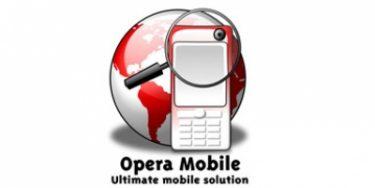 Opera Mobile 10.1 til Symbian60 er klar
