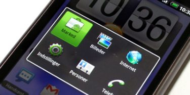 HTC Desire – mobiltest – del 2