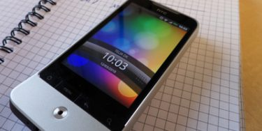 HTC Legend – test – del 1