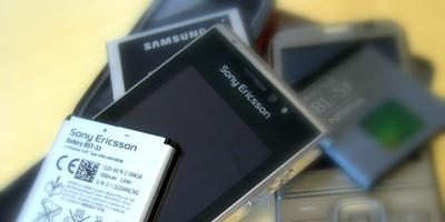 Forkert behandling dræber mobilens batteri