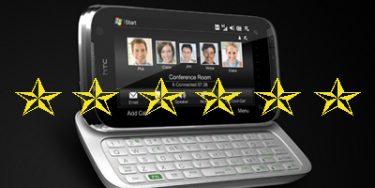 HTC Touch Pro2 (produkttest)