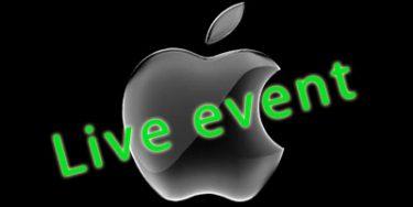 LIVEBLOG: Læs aftenens store Apple-event i rækkefølge