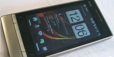 HTC Touch Diamond2 (produkttest)