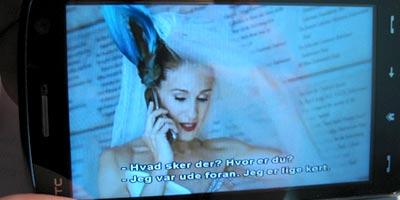 Guide: Sådan får du DVD-film på HTC Touch HD