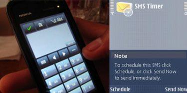 Programtip: Send sms på bestemte tidspunkter