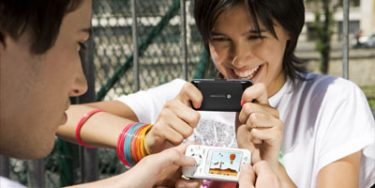 Sony Ericsson er de unges mobilhit