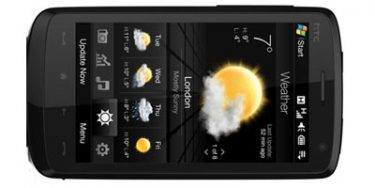 HTC Touch HD – del 3 (produkttest)