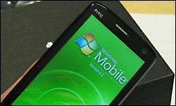 HTC Touch HD – vi pakker ud