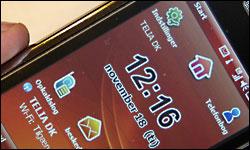 Samsung Omnia – del 2 (produkttest)