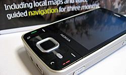 Nokia N96 (produkttest)