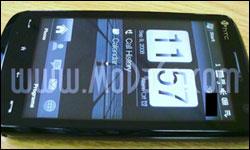 HTC Touch HD – rygter og billeder lækket