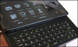 HTC Touch Pro (produkttest)