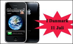iPhone 3G: De præcise specifikationer