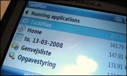 Tip: Bedre programstyring i Windows Mobile med TaskMan