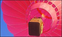Trådløst dækning – med balloner