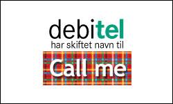 Debitel skifter navn til Call Me