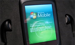HTC Touch Dual (produkttest)
