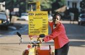 Mobildækningen øges i Afrika
