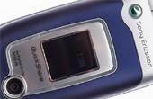 Sony Ericsson-mobil med knald i