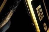RAZR i guld fra Dolce og Gabbana