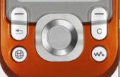 Sony Ericsson W550i minitest