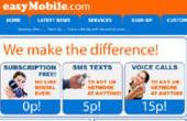 Kæmpe fejl bremser Easy Mobile