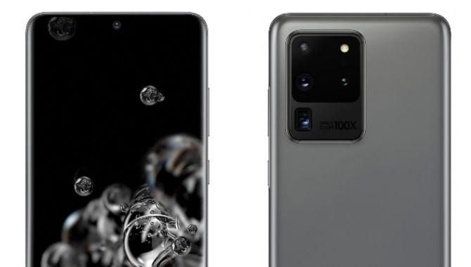 Læk: Specifikationer på Samsung Galaxy S20 Ultra
