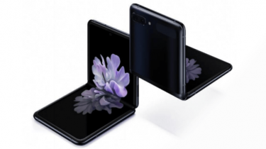 Her er Samsung Galaxy Z Flip – Samsungs næste foldbare