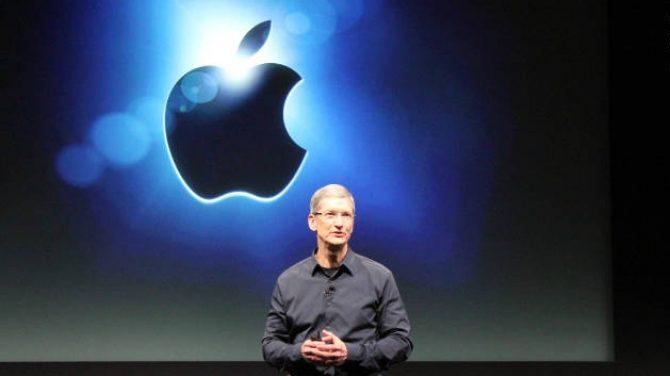 Apple opnår rekordhøjt resultat for årets første kvartal
