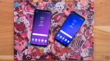 Samsung ruller Android 10 ud til Galaxy S9