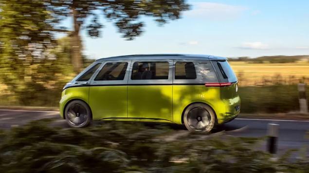 Volkswagen vil sælge en kvart million elbiler i 2020