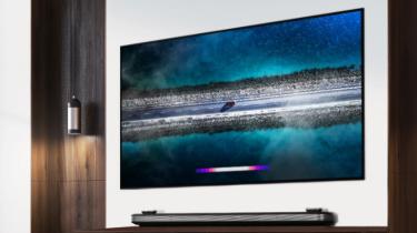 Apple TV-appen lander på LGs 2019-smart-TV
