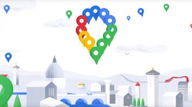 Google Maps får opdateret design og nyt logo