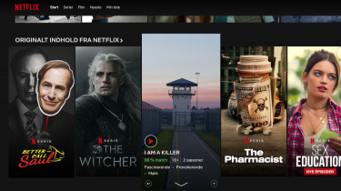 Nu kan du slå automatisk afspilning fra på Netflix