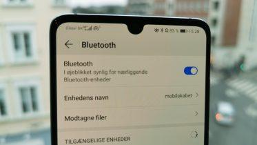 Android-smartphones ramt af alvorlig Bluetooth-sårbarhed