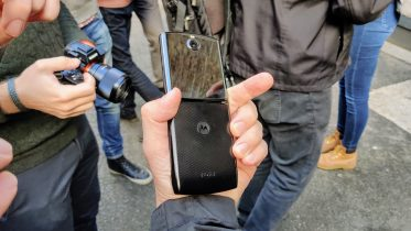 Motorola: Testen af Motorola Razr var forkert