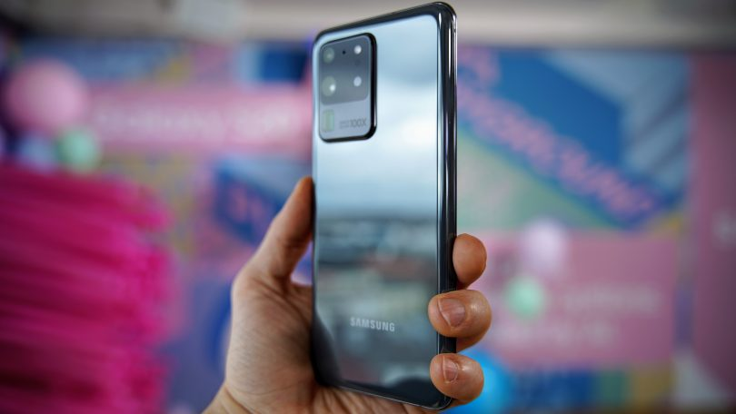 """Samsung Galaxy S20 godt på vej mod titlen som """"bedste kameramobil"""""""