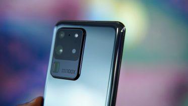 Samsung vil forbedre kameraet i Galaxy S20 Ultra