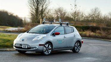 Nissan sætter rekord med selvkørende bil