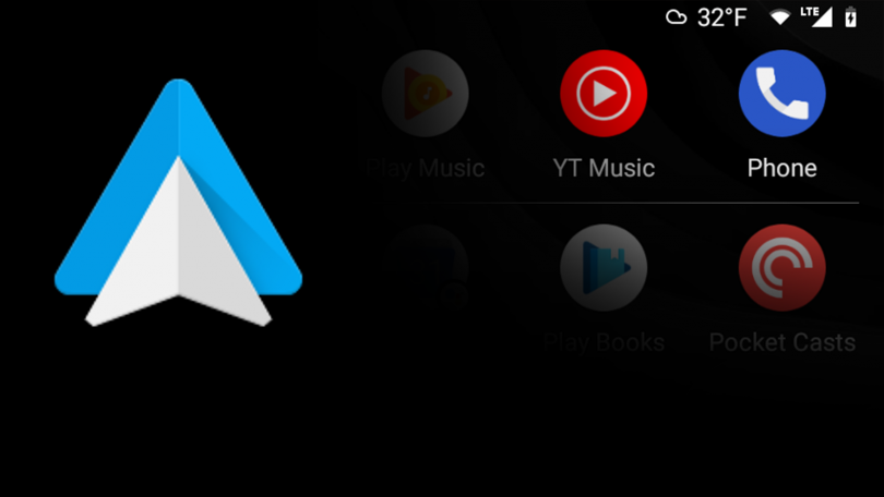 Android Auto viser nu vejrikon og temperatur