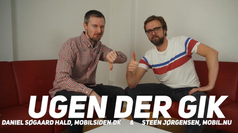 Web-TV: Stil spørgsmål til Ugen Der Gik med Steen & Daniel